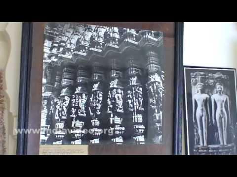 Jain Art exhibition held at Khajuraho, Madhya Pradesh