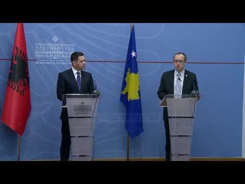 Tregtia me Kosovën, pikë e përbashkët doganore- Top Channel Albania - News - Lajme