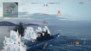 The Worlds Most Powerful Torpedo! (World of Warships Legends Xbox One X)