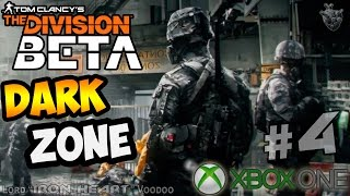 THE DIVISION BETA: ПЕРВЫЙ РАЗ в DARK ZONE ► CoOp XOne Gameplay ★ Tom Clancy's The Division Beta ★