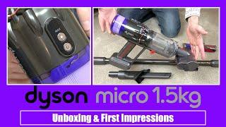 Dyson Micro Cordless Vacuum Cl…
