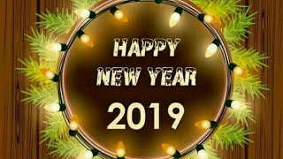 Happy New Year 2019 Gif images