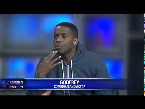 Godfrey returns to Arlington Improv