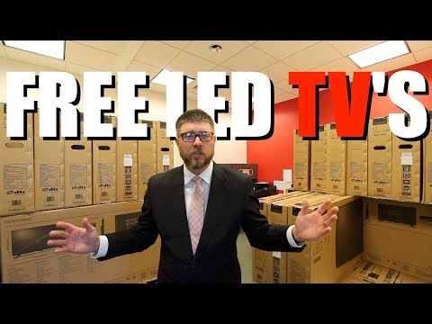 FREE TV'S!!!!! Stokes Kia | Buy a New or Used Car GET A FREE LED TV Commercial 2017