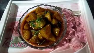 Mithe shalgam ki sabji / tasty recipe 🍲🍳
