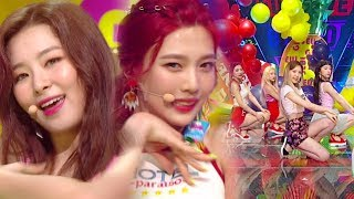 Download 《Comeback Special》 Red Velvet (레드벨벳) - Red Flavor (빨간 맛) @인기가요 Inkigayo 20170709