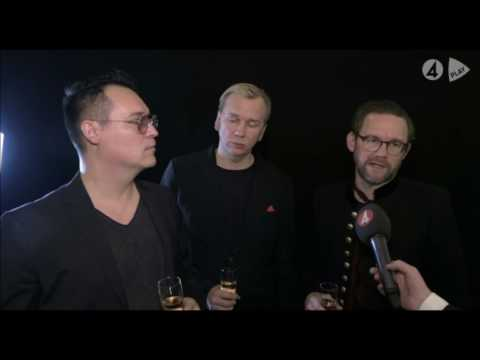 Kent - Intervju (TV4) (2017)