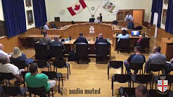 Township of Wainfleet Council Meeting - Tuesday June 20, 2017
