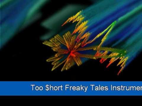 Too $hort Freaky Tales Instrumental remake by C-Los