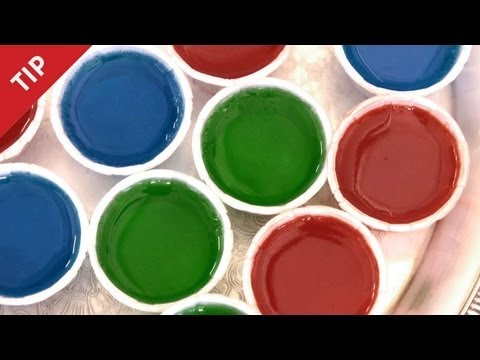 Generate How to Make the Perfect Jell-O Shot - CHOW Tip Images