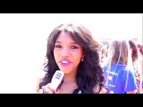 Teala Dunn Interview: Chance To Play 2012