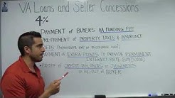 VA Loans and Seller Concessions