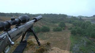 Long range daylight f๐x shooting