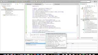 Java Tutorials: Physics Simulator - Episode 2