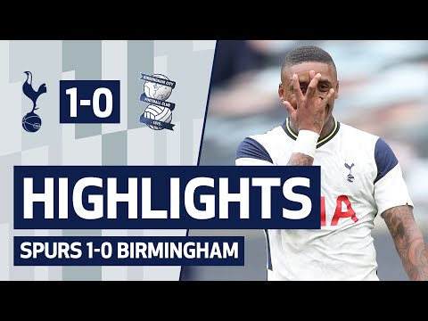 Tottenham Birmingham Goals And Highlights