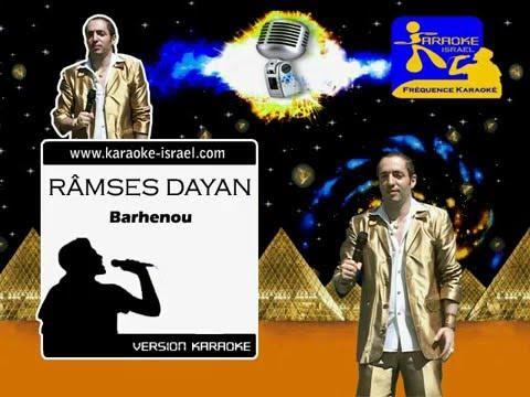 Demo Karaoke - RÂMSES DAYAN - Barhenou
