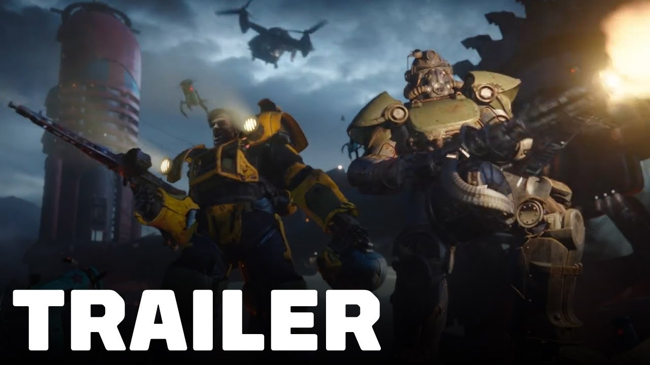 Fallout 76 – Live Action Trailer - YouTube