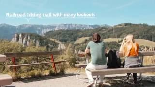 Http://www.lower-austria.info - semmering: alpine summer in lower austria; discover the semmering railroad, a world heritage structure; admire villas with re...