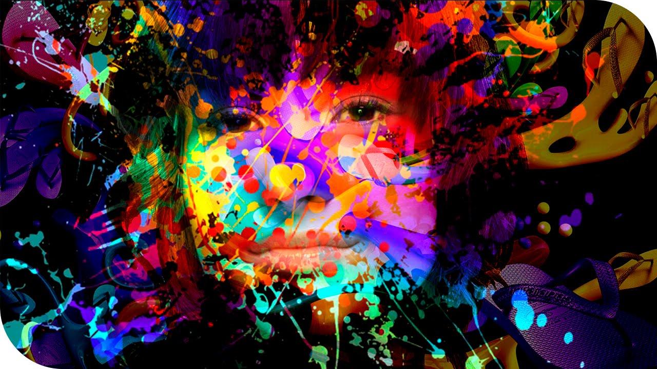 Efecto Manchas De Colores Como Hacer Un Efecto De Foto En