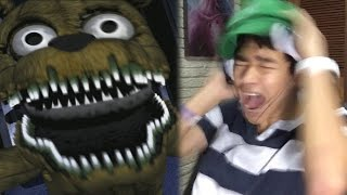 EL SUSTO DE MI VIDA!! - Five Nights at Freddy's 4 | Fernanfloo
