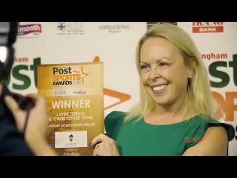 Nottingham Post Sports Awards 2018