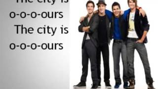 Big time rush - City is ours lyrics