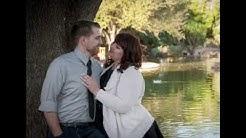 Engagement Portrait at a Hidden Park in Tempe AZ | BTS Photography