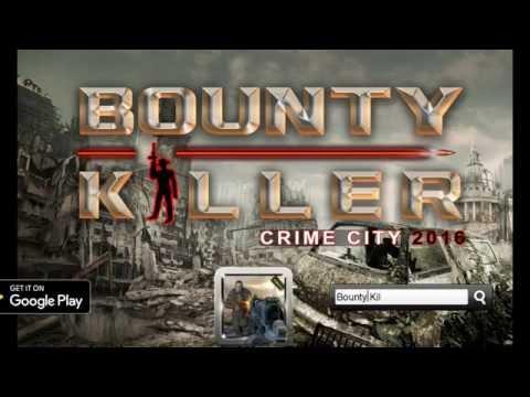 Bounty Killer Crime City Trailer