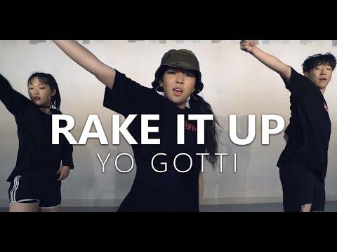 YO GOTTI - RAKE IT UP ft. Nicki Minaj / Choreography. LIGI