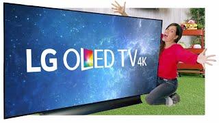 LA TV GIGANTE MAS CARA DE LG!!!!!!!