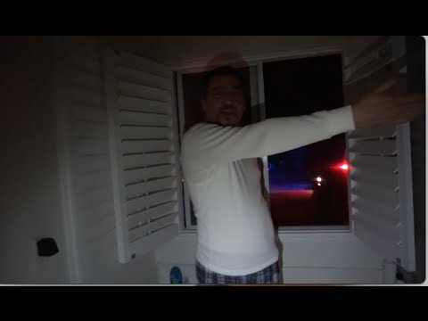 DAD YELLS AT THE COPS!! (CRAZY BLACKOUT)