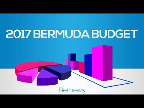 Summary Of 2017 Bermuda Budget, Feb 24 2017