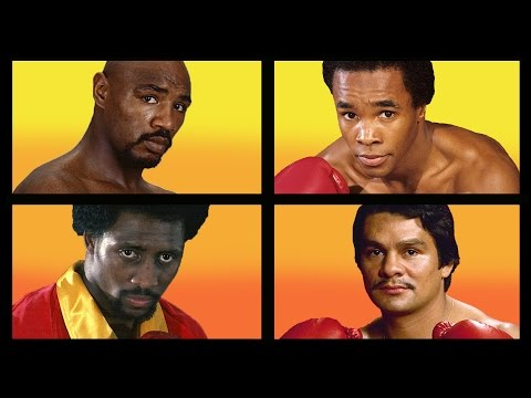 Fab 4 Rivalries - Duran, Leonard, Hearns, Hagler (Boxing Documentary)