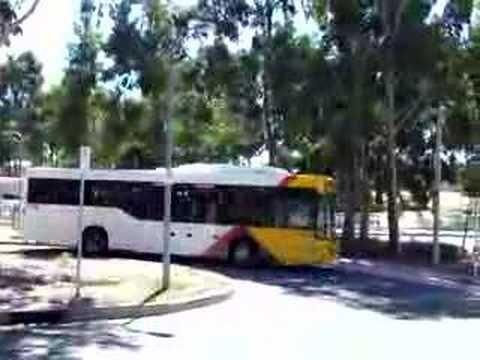 Scania K230UB 1271 en Route 522