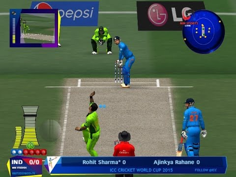 Icc Cricket World Cup 2015 Mega PATCH For Cricket 07