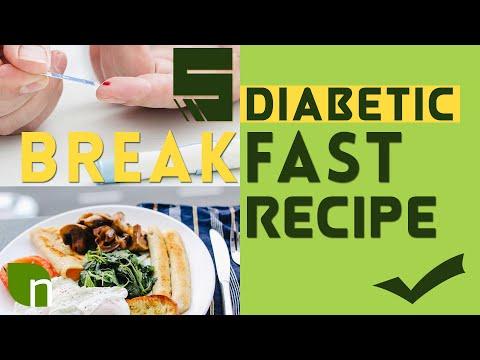 5 Easy Diabetics Breakfast Recipes to Lower Blood Sugar Level