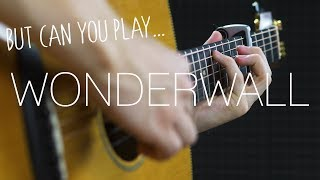 Oasis Wonderwall - Fingerstyle Guitar Cover.mp3