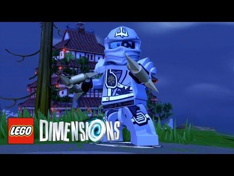 LEGO Dimensions - Zane Free Roam