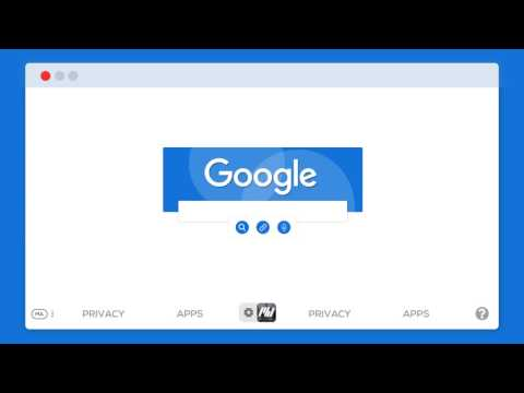 MahfWorks   Google Redesign - Animated Page