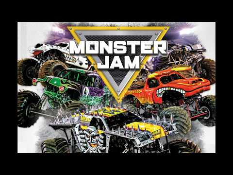 Monster Jam March 4, 2017 El Paso, Texas