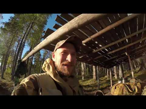 Рыбалка в Северной Карелии День первый,прибытие,разведка.