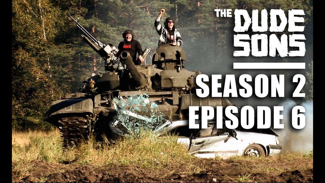 "Download The Dudesons Season 2 Episode 6 ""Cops & Robbers"""