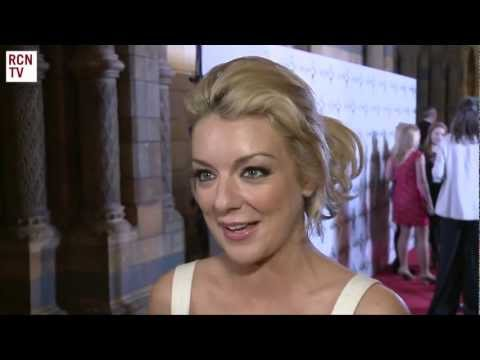 Sheridan Smith Interview - The Book Of Mormon Opening Night thumbnail