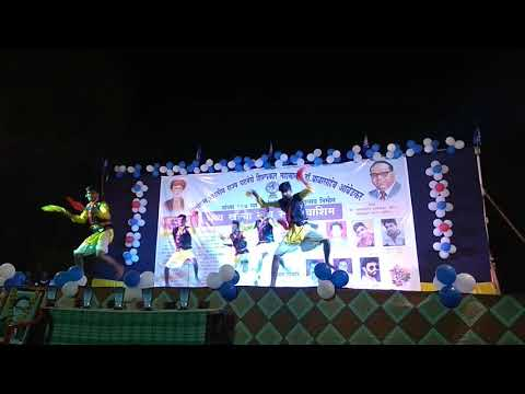 AYUSH DANCE ACADEMY win by 1st prize for state level dance competition in WASHIM