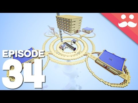 Hermitcraft 4: Episode 34 - Iron Farm...