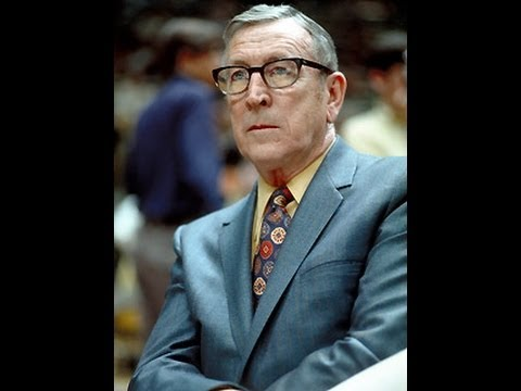 John Wooden speaking at UCLA 11/23/1971