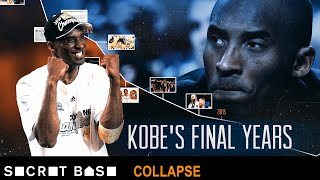 Download How the Lakers fell from contention to ruin during Kobe Bryant's final seasons Mp3 and Videos