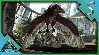 THE BEST WAY TO GATHER ELEMENT DUST! - Ark: Extinction [DLC Gameplay E10]