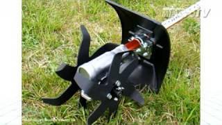 Repeat youtube video 1台で草刈 除草 剪定 耕うんが可能な多機能型!分割式草刈り機UPH270
