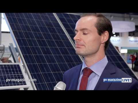 pv magazine and IHS Markit tour the Solar Power International show